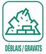 Deblais/Gravats